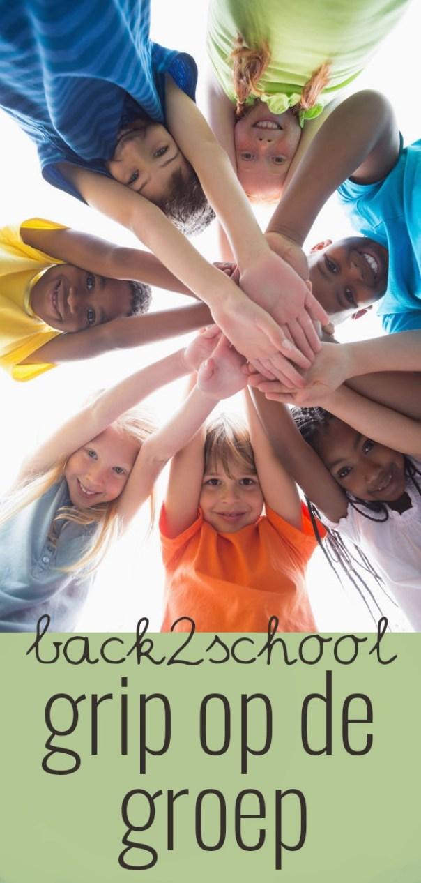 Het boek 'Grip op de groep' biedt inzicht in processen die in een groep spelen en geeft handvatten hoe je een groep positief kunt maken.