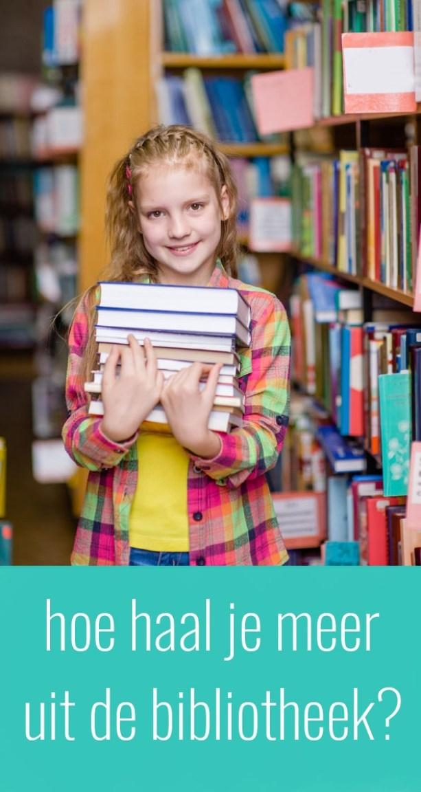Hoe haal je meer uit de bibliotheek?