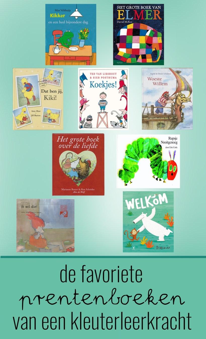10 favoriete prentenboeken van een kleuterjuf