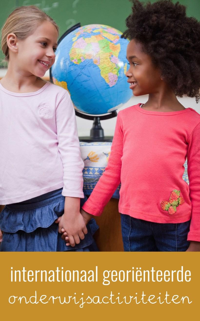Tips voor internationaal georiënteerde onderwijsactiviteiten