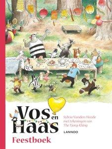 Boekentip: Vos en Haas feestboek