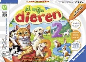 Tiptoi® Spel - Al mijn dieren
