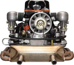 KLAUS-Motor auf Typ 4 Basis