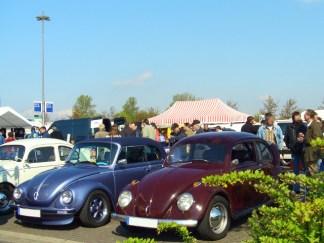 Vor zehn Jahren: Maikäfertreffen 2006 in Hannover