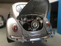 KLAUS Typ 4 Motor im Käfer