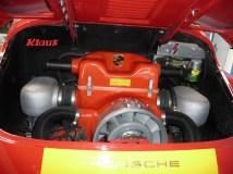 Porsche 356 C Outlaw mit KLAUS Typ 4 Motor