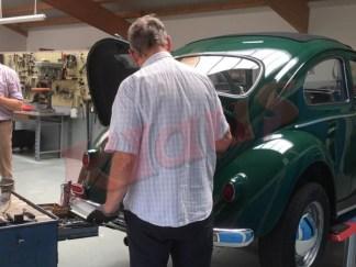 Porsche Kaefer Typ 4 Motor Tuning.030