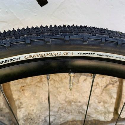 Panaracer GravelKing SK tire