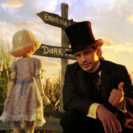 Oz the Great and Powerful (2013) | ming movie reviews