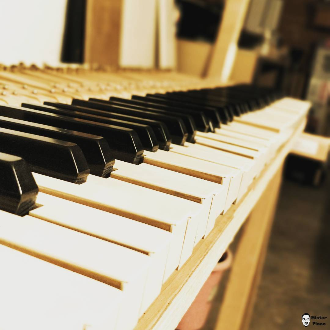 Invisible Hands #piano #repair