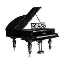 niocht jeder, der Klavierspielen lernen möchte, kann sich einen Konzertflügel leisten