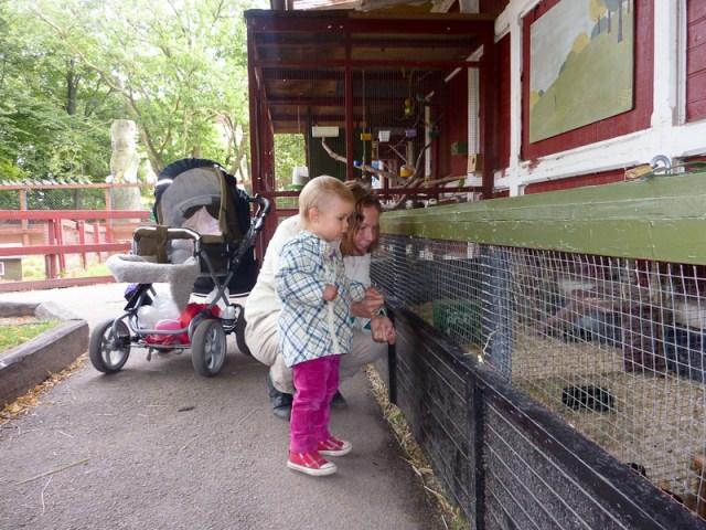 Ett besök på Arken