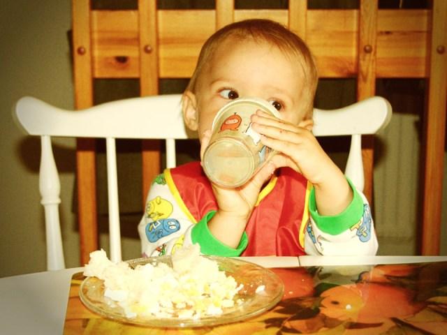 Lite frukost är bra att ha