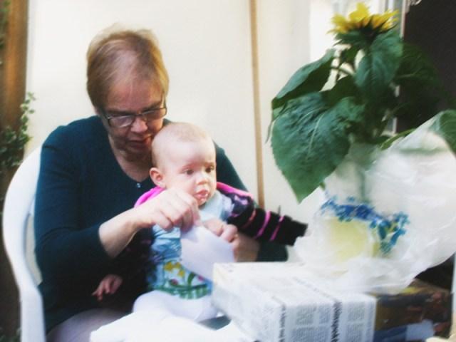 Firar mummos födelsedag