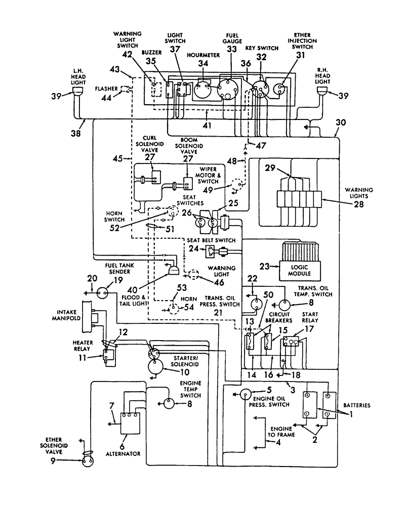 hight resolution of new holland wiring diagram wiring diagram data today