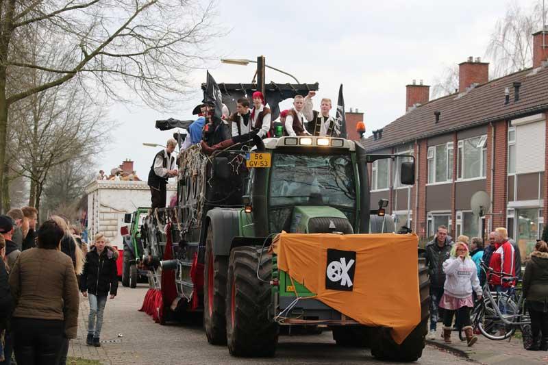 carnaval 2016 zwartemeer