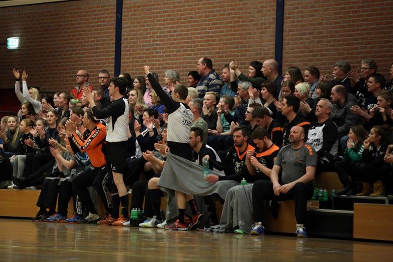 hurry-up, handbal, supporters