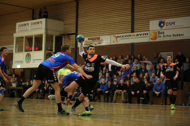 Almir Balas, Hurry-Up, handbal