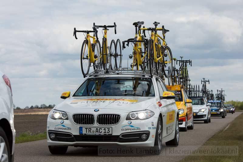 PWZ Zuidenveld, wielrennen