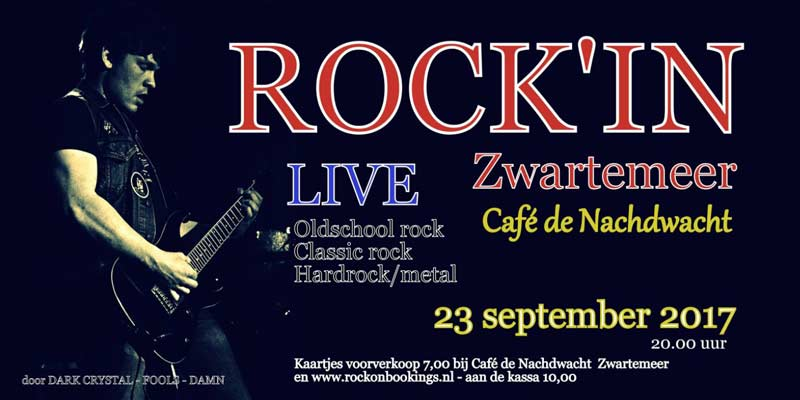 Rock'in-Zwartemeer