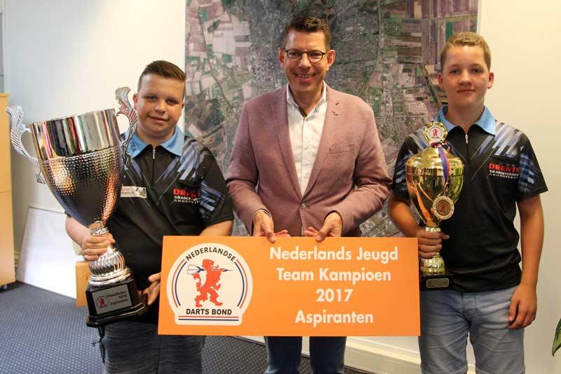 dartcentrum hobi-sports, zwartemee, nederlands kampioen