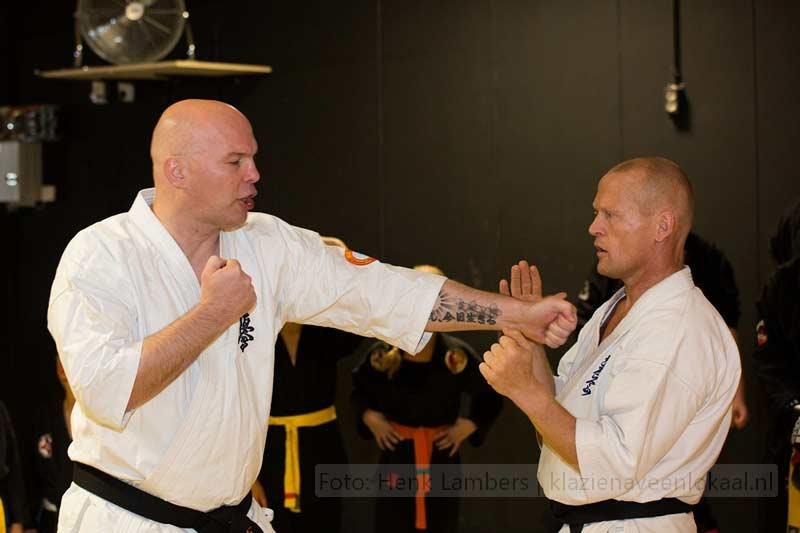 Budokai-Sportstudio-Briggs, Shihan Martin van Emmen
