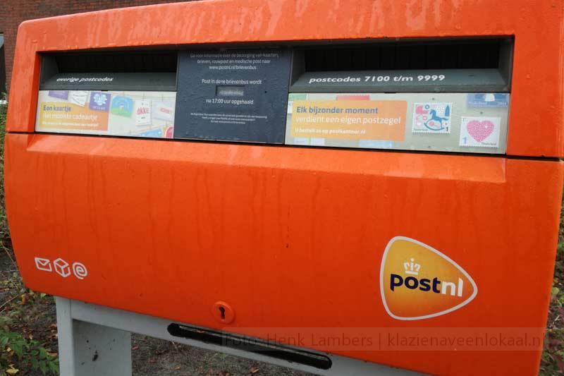 Brievenbus PostNL