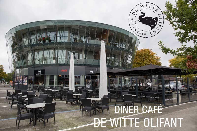 Diner Cafe De Witte Olifant