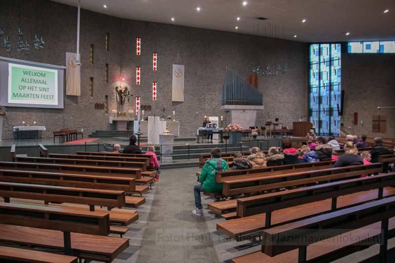 St. Maarten RK kerk