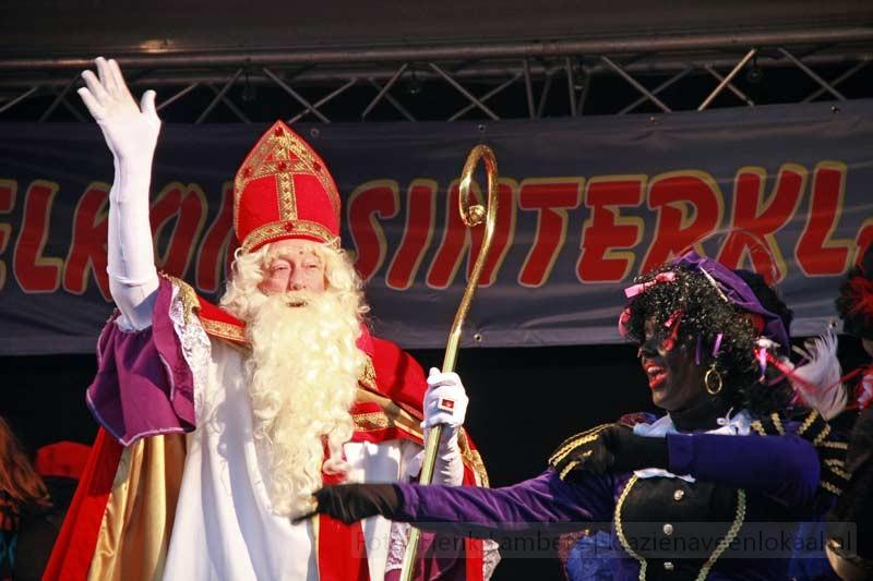 Sinterklaas 2014