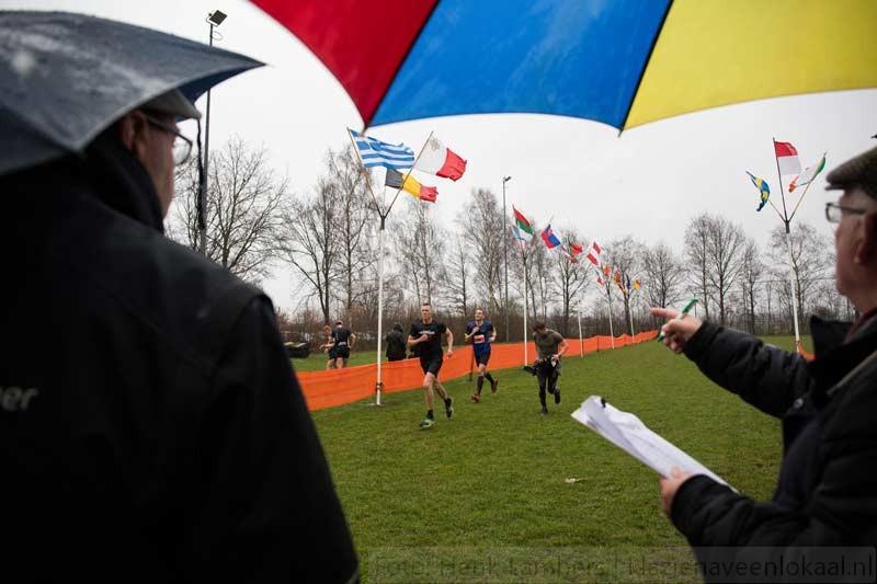 46e Oliebollencross 2017 in Nw. Dordrecht