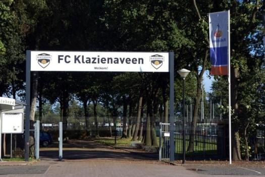 FC-Klazienaveen, welkom