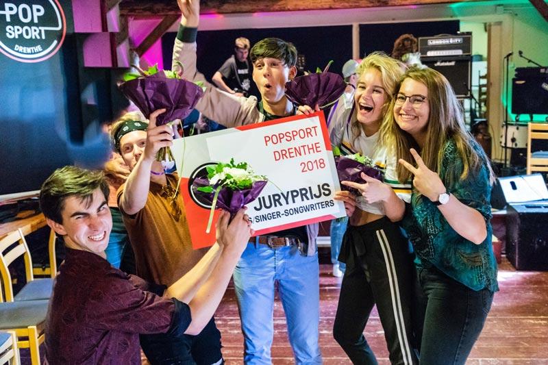 Popsport Drenthe 2018, What-The-Funk