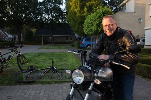 Bert Arends, Moorbikers