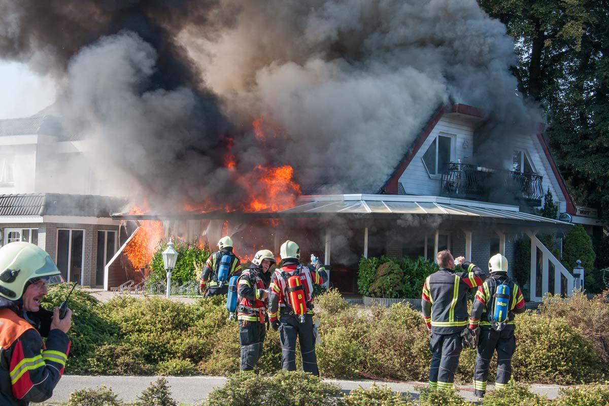 Brandweer zalencentrum Hof