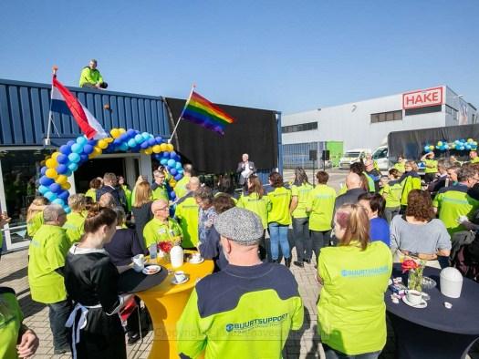 Buurthuuske opening 2019 04