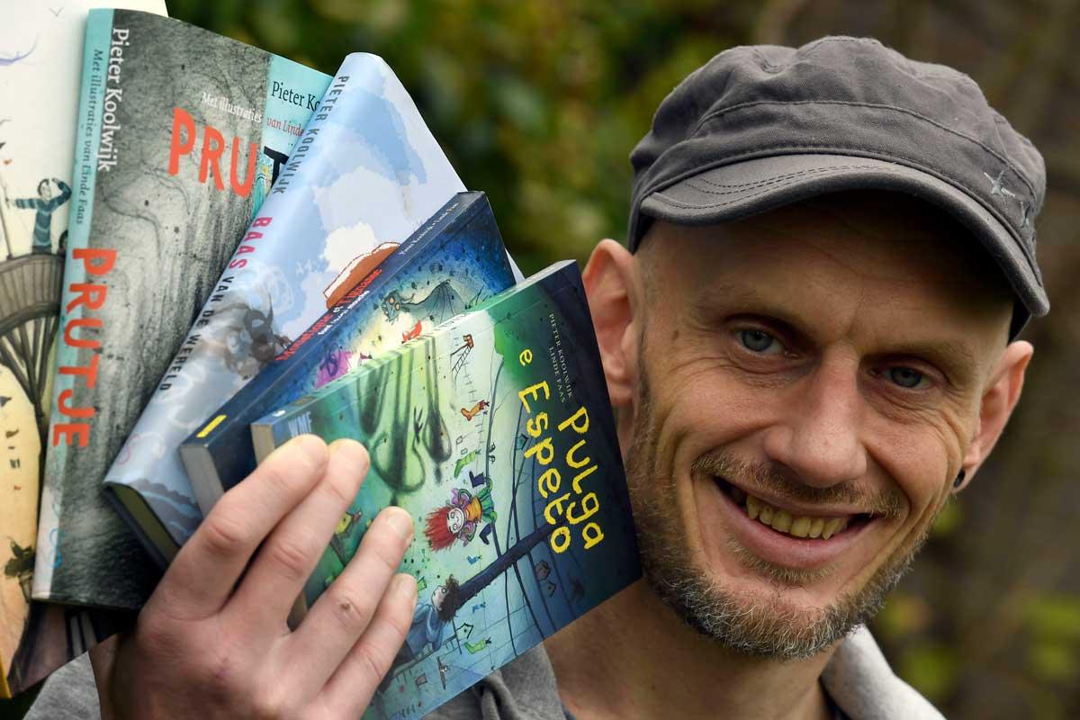 Kinderboekenschrijver-Pieter-Koolwijk
