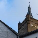 Schwanenburguhr: Zeiger weg, mal wieder