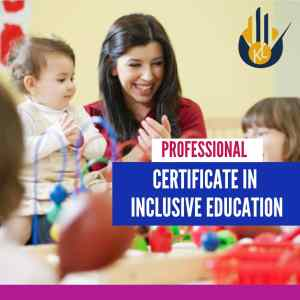 professional certificate in inclusive education