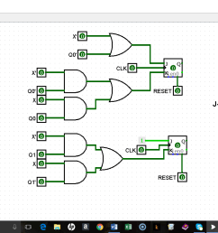 a synchronous counter design using d flip flops and j k flip flops k l craft website and blog [ 1366 x 768 Pixel ]