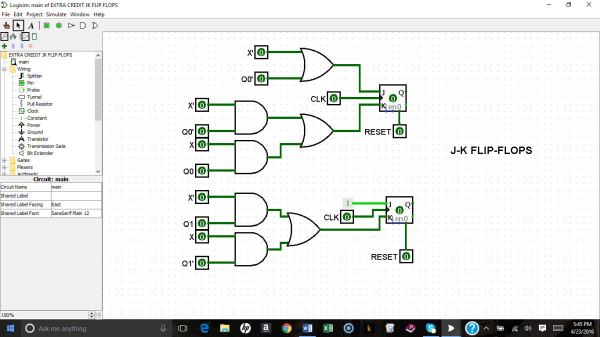 small resolution of a synchronous counter design using d flip flops and j k flip flops k l craft website and blog