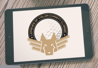 Logo | Leashes of Valor Charity Classic