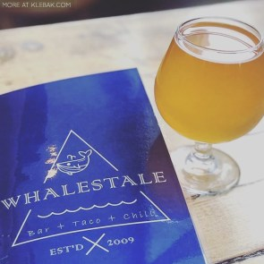 Client: Whalestale Industry: Restaurant
