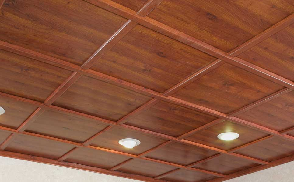 2015 Home Remodeling Trends: Coffered