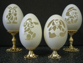 Easter Egg Gifts of an Unusual Sort