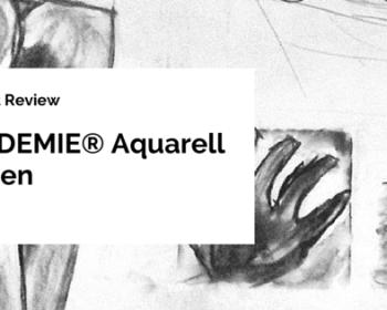 Produkt Review AKADEMIE® Aquarell Farben