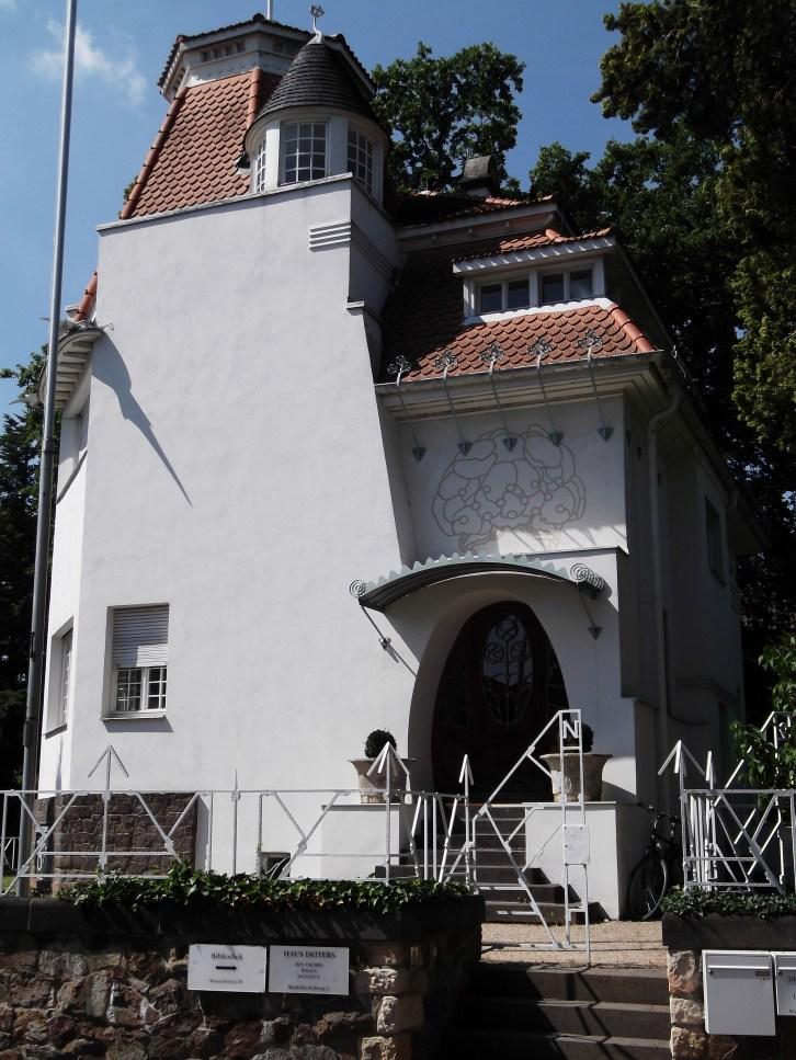 An artist's residence