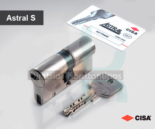 CISA ASTRAL S