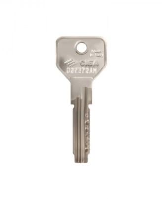 Κύλινδρος - αφαλός ασφαλείας CISA ASIX 1