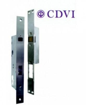 Κλειδαριά αυτόματου κλειδώματος CDVI για πόρτα ξύλινη, αλουμινίου ή σιδερόπορτας για είσοδο πολυκατοικίας